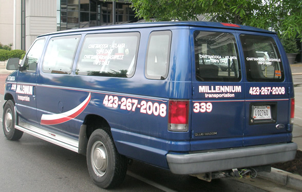 Better Advertising With Millennium Taxi Tops